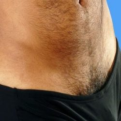 How to reduce pubic hair by cutting it